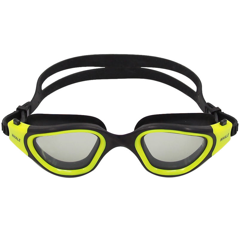 Attractive Design Silicone Swimming Goggles With Crystal Clear Vision