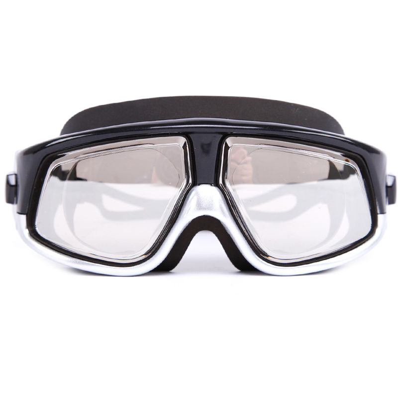 Tinted Prescription Swim Goggles Nearsighted With Polycarbonate Lens