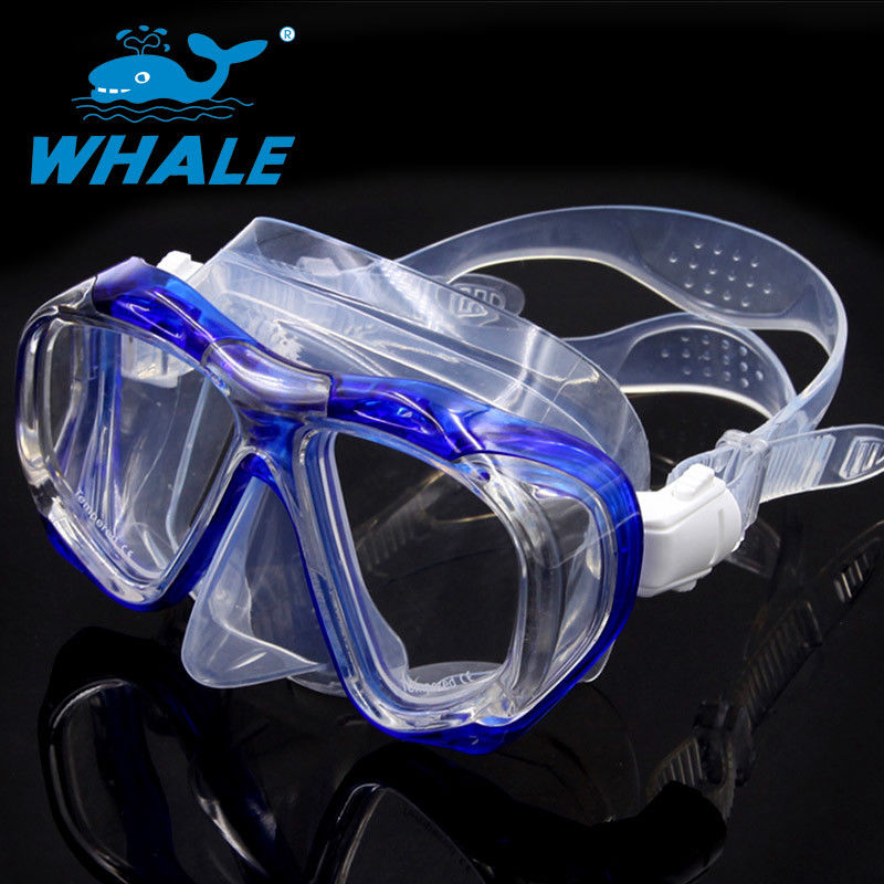 Tempered Glass Hd Dive Mask Distortion Free For Tasteless Snorkeling Mask
