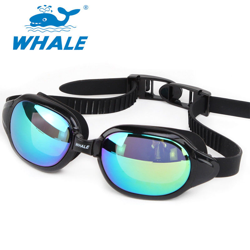 Anti Fog Waterproof Professional Silicone Swimming Goggles for adult