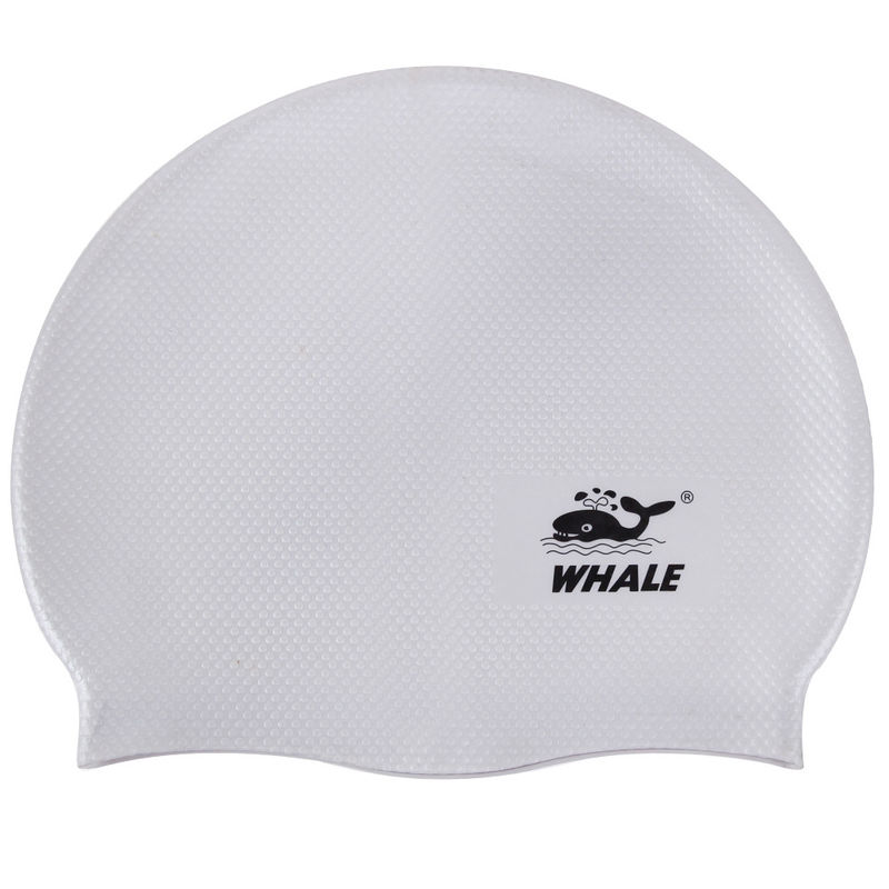 Soft Silicone Swimming Caps for Women with Average / Medium Size Heads